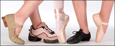 tánccipők